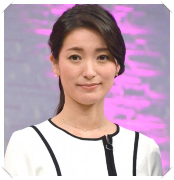 大江麻理子アナ