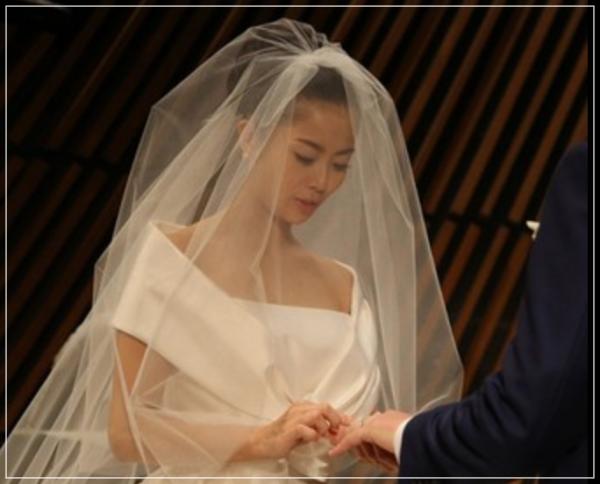 美帆さん結婚