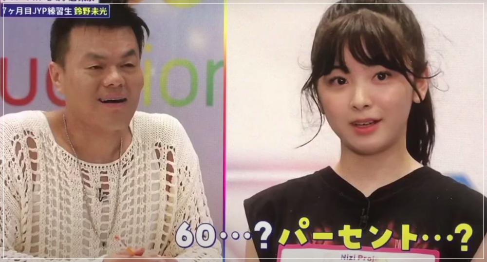60%韓国語を理解しているミイヒさん