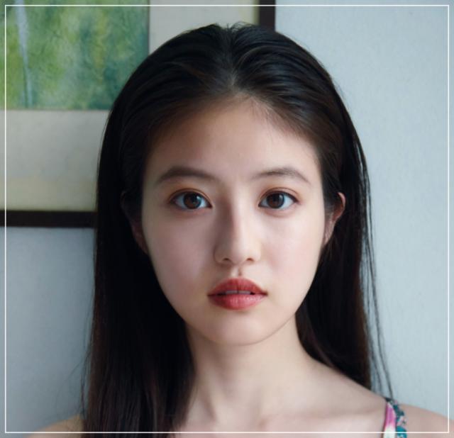 今田美桜目が大きい