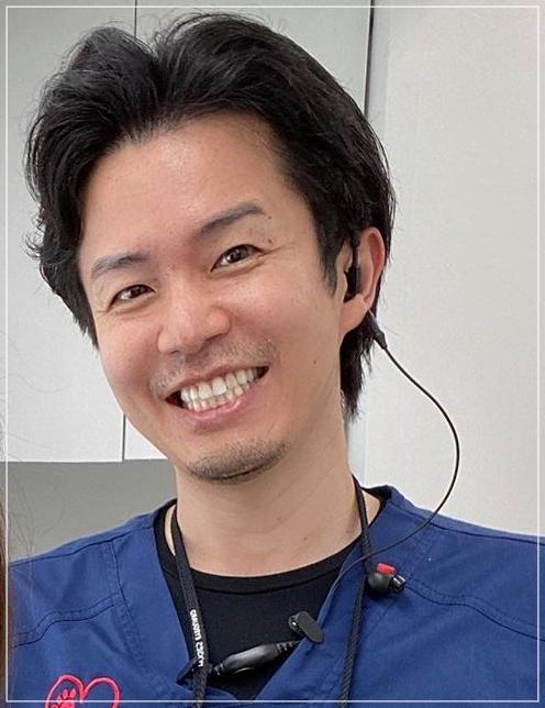 原田泰光先生顔