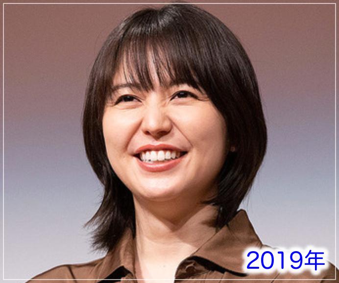 2019年長澤まさみ鼻