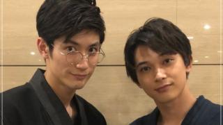 三浦春馬と吉沢亮