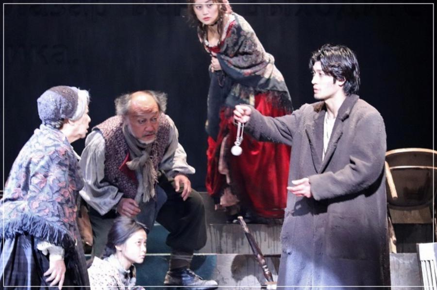 三浦春馬舞台