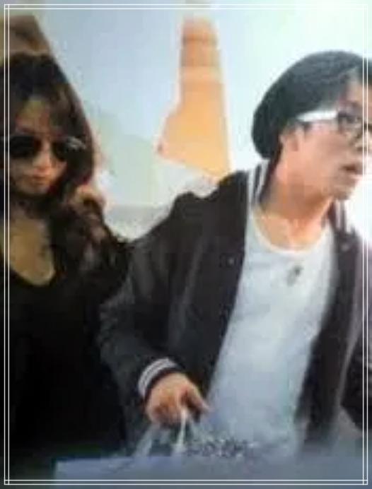 戸田恵梨香と村上信五デート