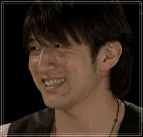 桜井和寿2010年笑った顔