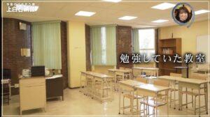 日本メキシコ学院の教室